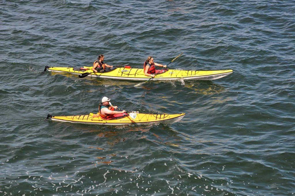 Tandem-Kayak-Long