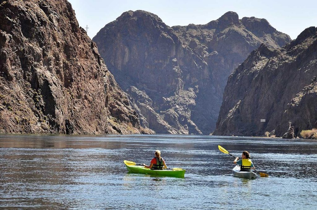 Black-Canyon-Paddle-Boarding