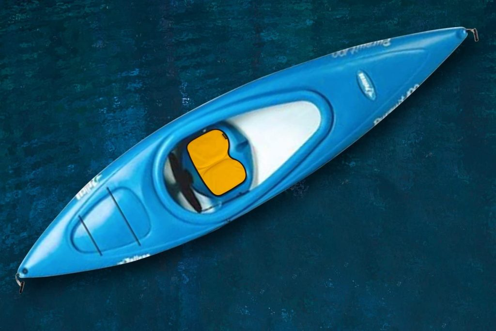 Skwoosh-Kayak-Gel-Pad Kanozitje