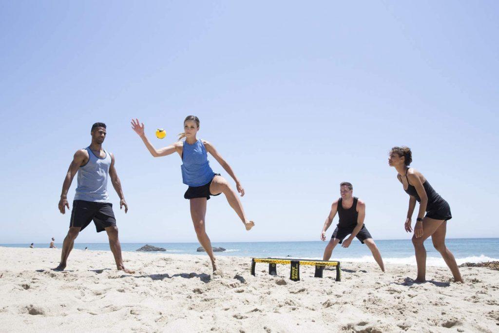 Questions et réponses sur le spikeball jeu de plage