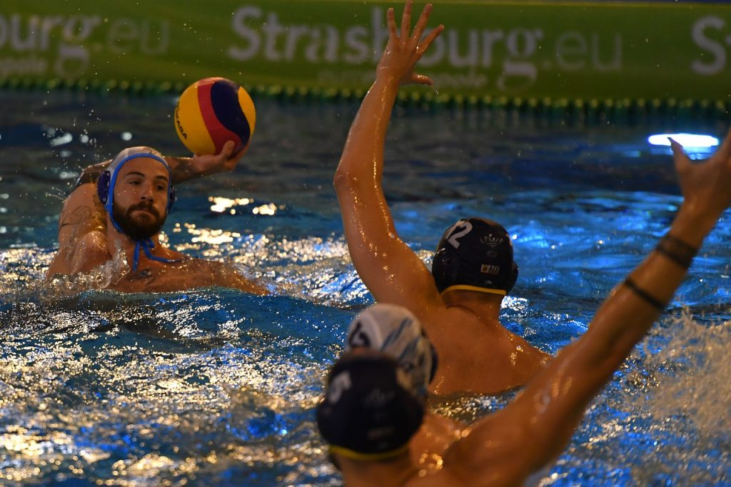 water polo positions play styles