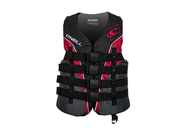wakeboarding life jacket