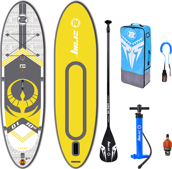 ZRAY Paddle Boards Dual-Package
