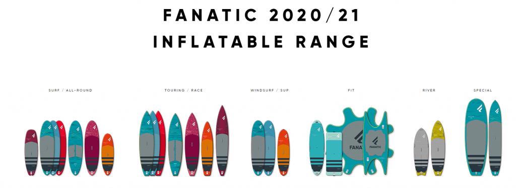 Fanatic SUP Boards 1