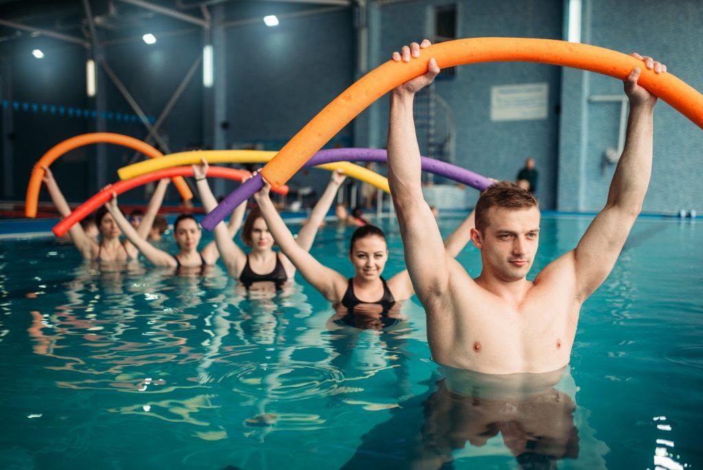aquajogging training