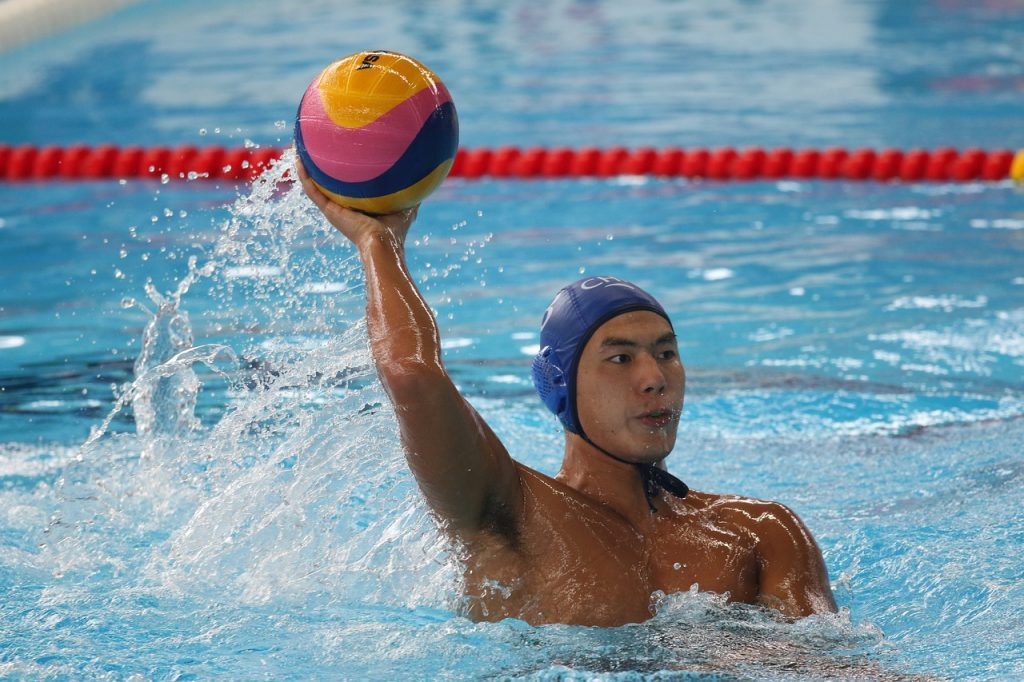 defensive water polo positions