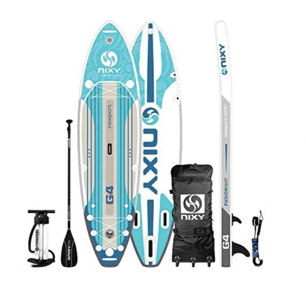 Nixy windsurf board