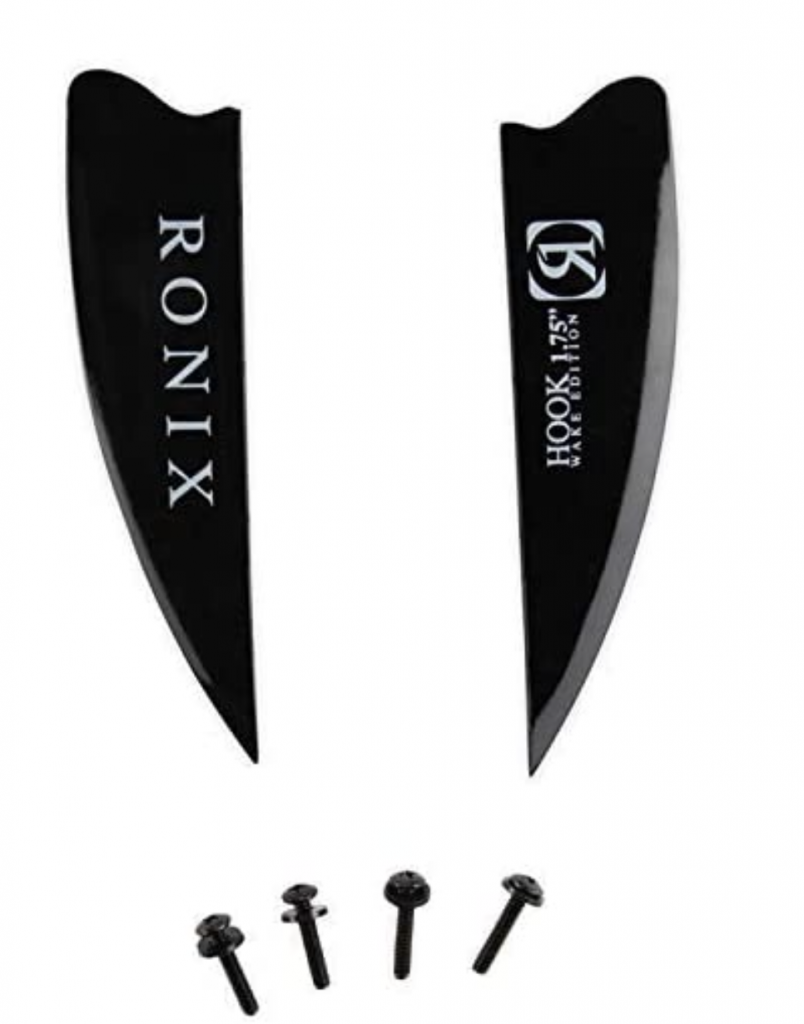 Ronix wakeboarding fins