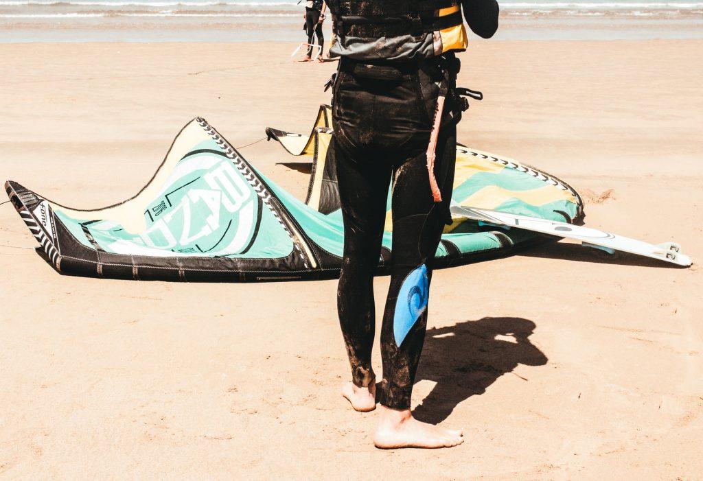 Kitesurf - lo básico