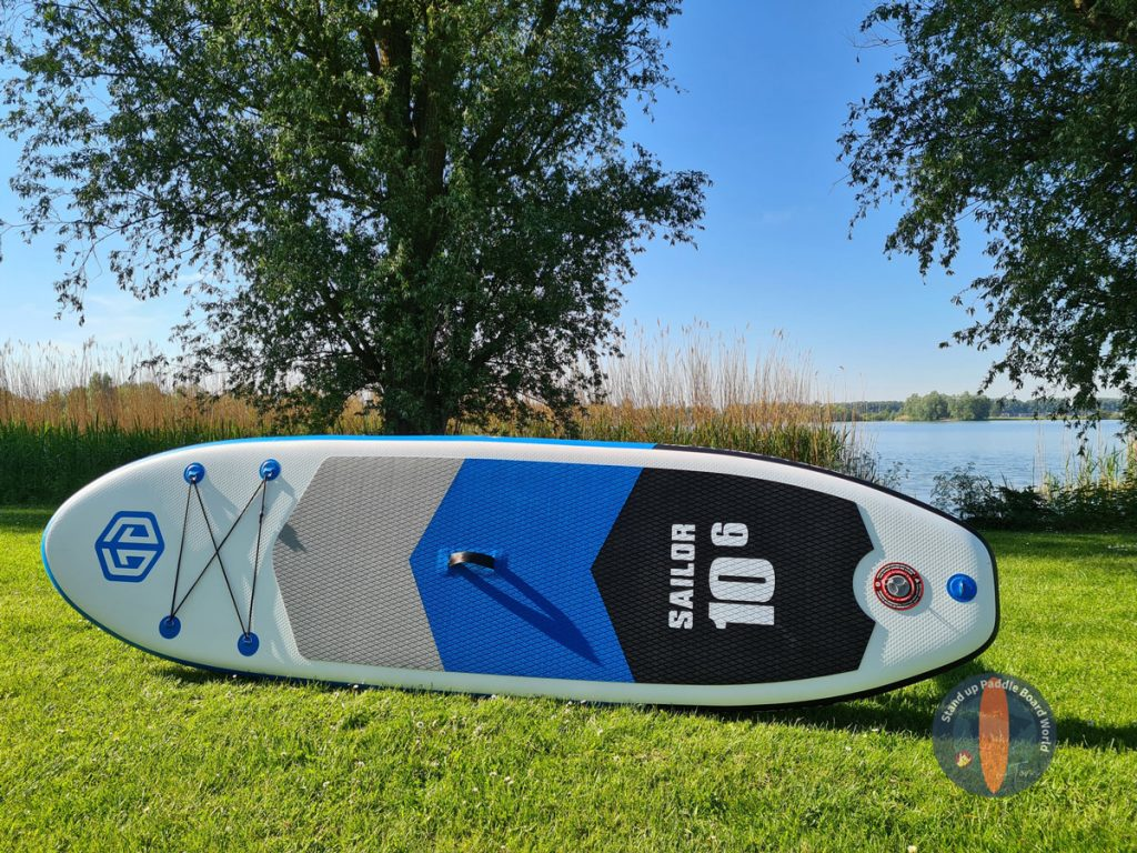 goosehill paddle board - vista lateral