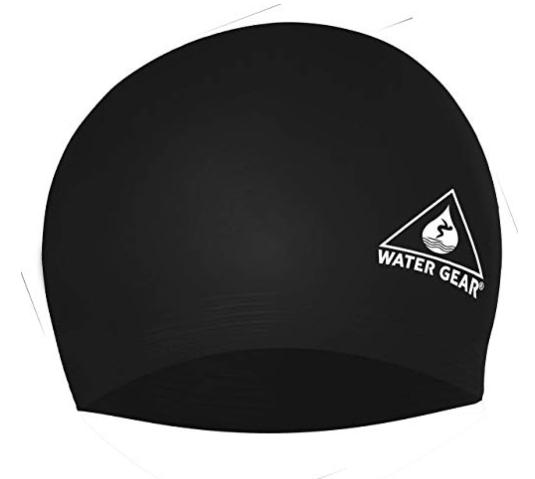 Gorro de piscina Water Gear