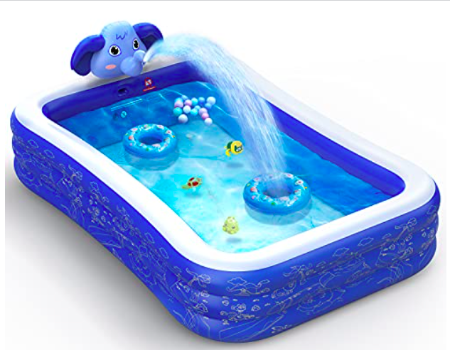 Kids' Swimming Pool: Best Buying Guide for 2021 10