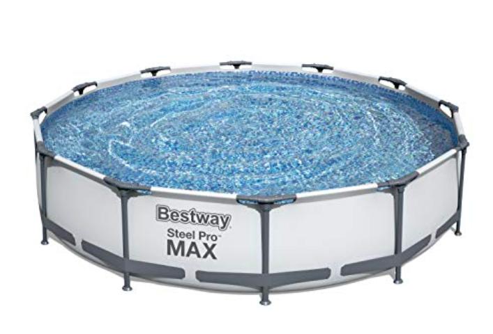 Piscine hors sol Bestway 56061US Steel Pro MAX