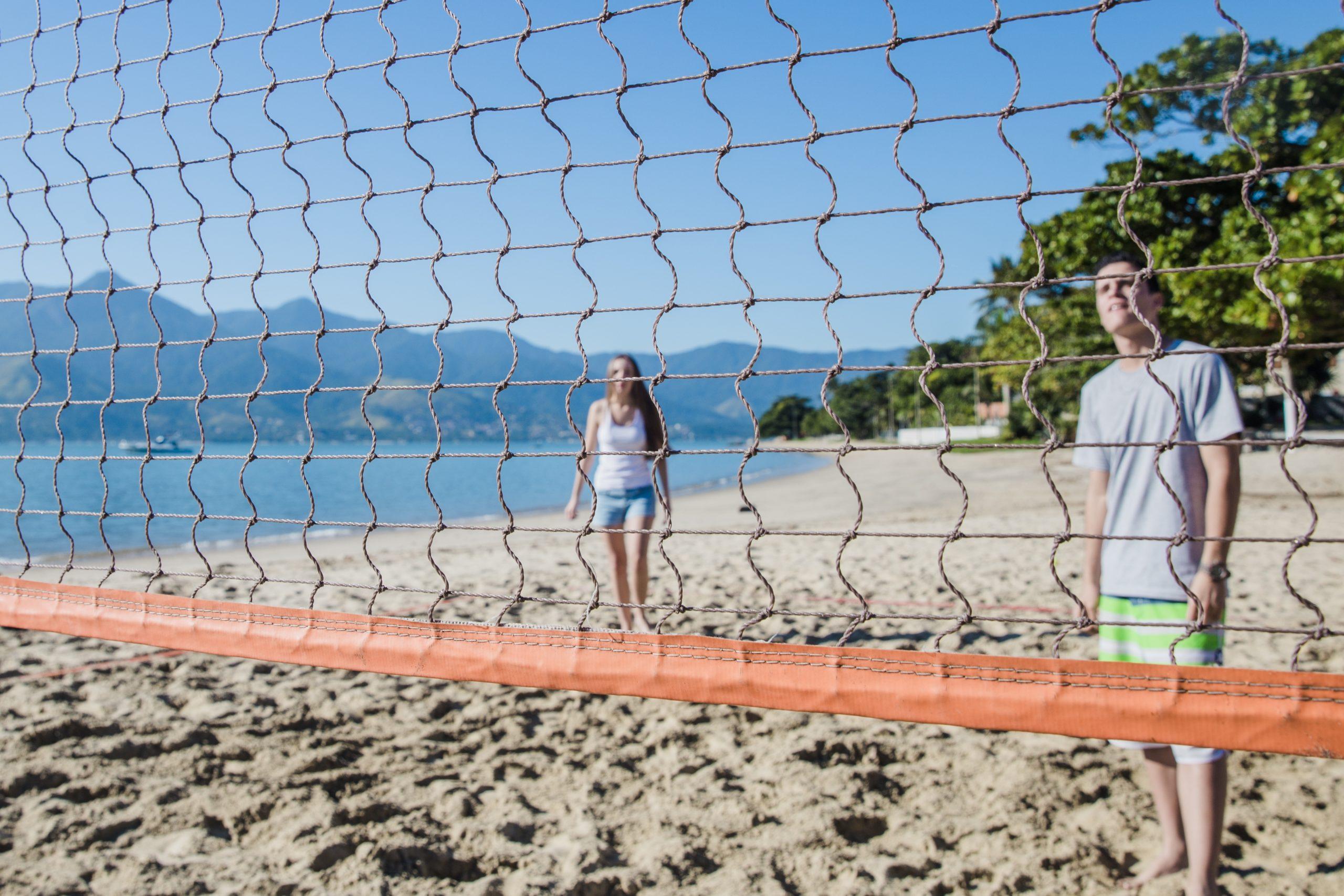 footvolley net