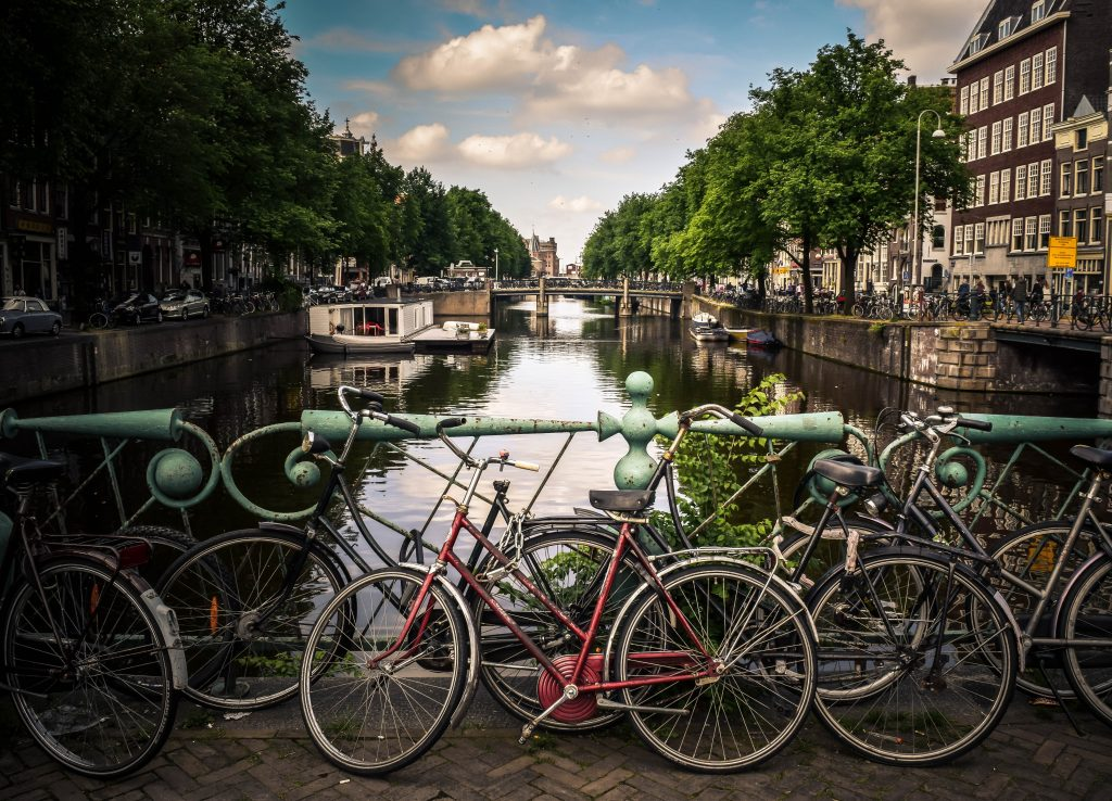 Netherlands Paddle Boarding Locations 1