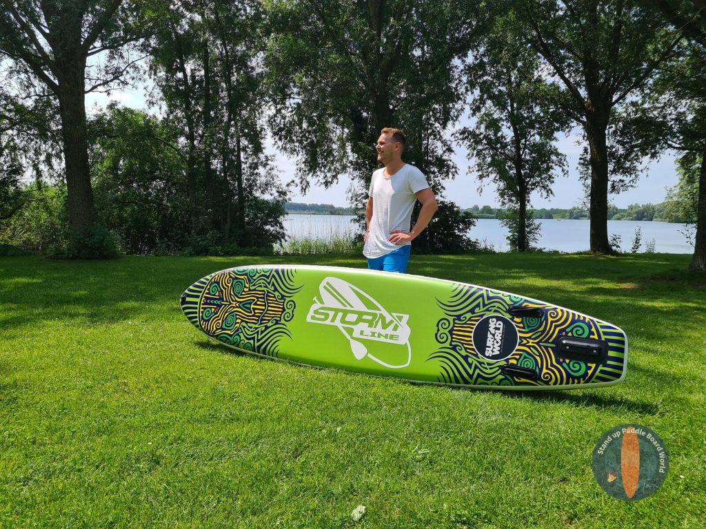 Stormline Paddle Board Powermax Pro 116