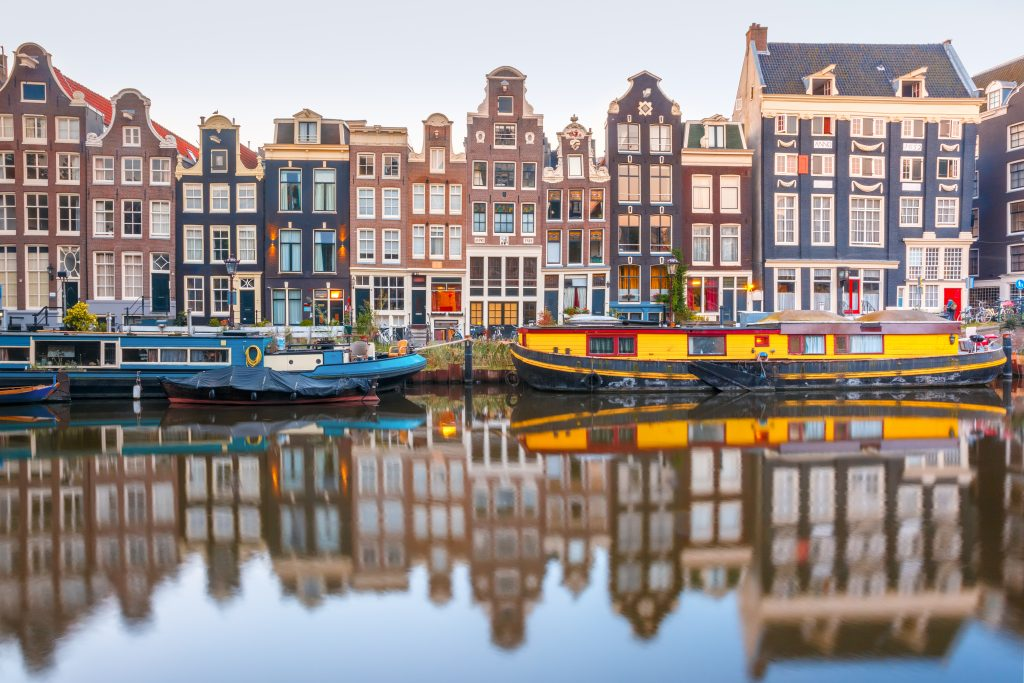 Paddle Boarding Locations in Amsterdam 3