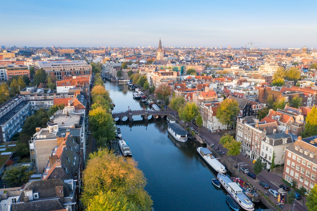 Paddle Boarding Locations in Amsterdam 1